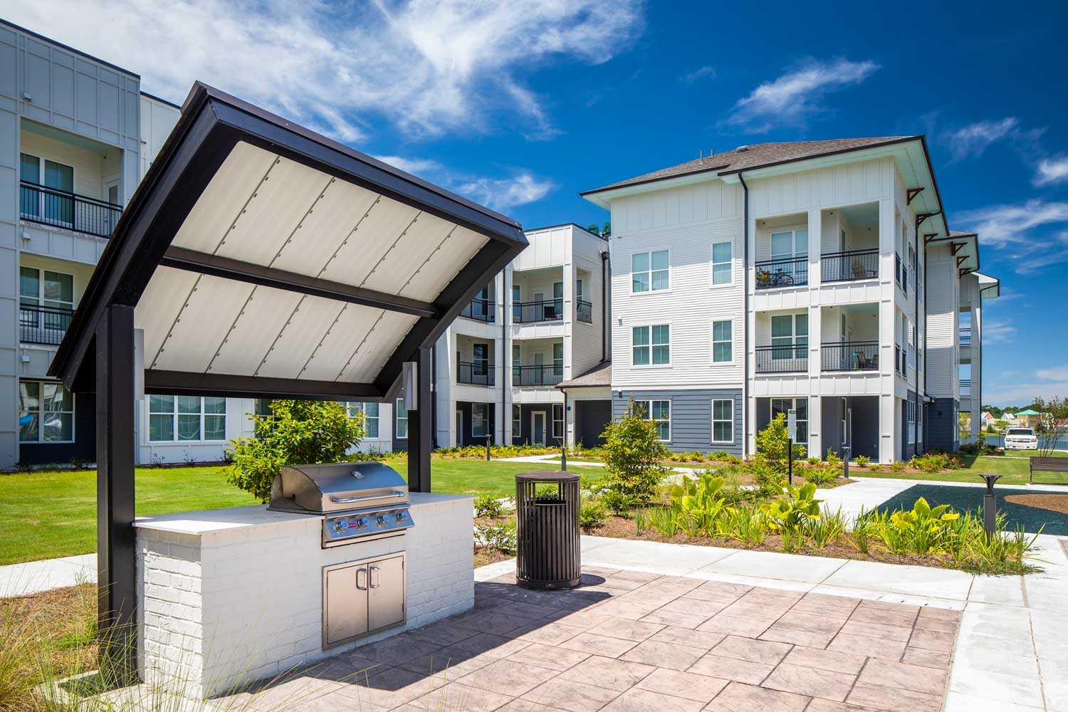 Property View at Sawgrass Point in Gonzales, Louisiana