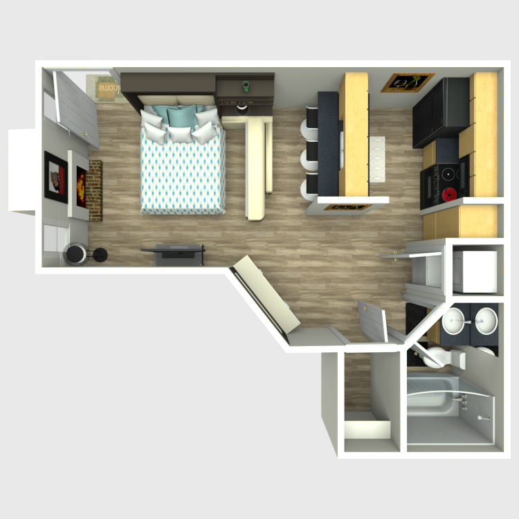 Sedona Ridge - Floorplan - A2