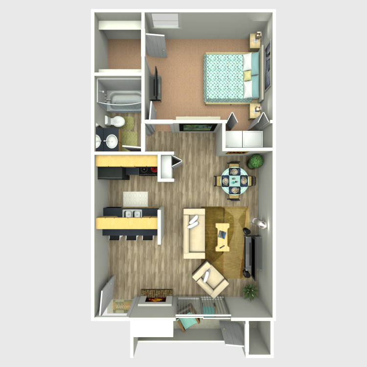 Sedona Ridge - Floorplan - A6