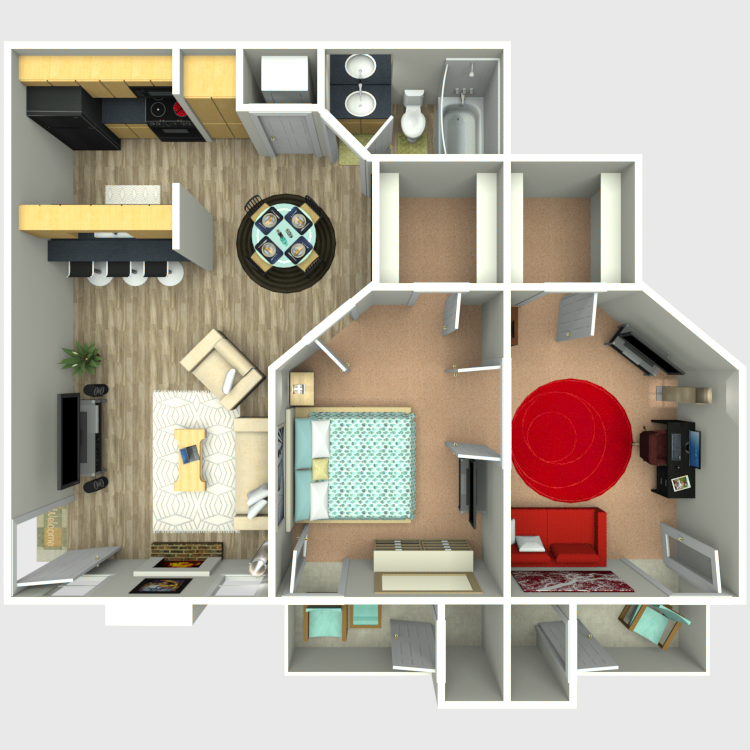 Sedona Ridge - Floorplan - A7