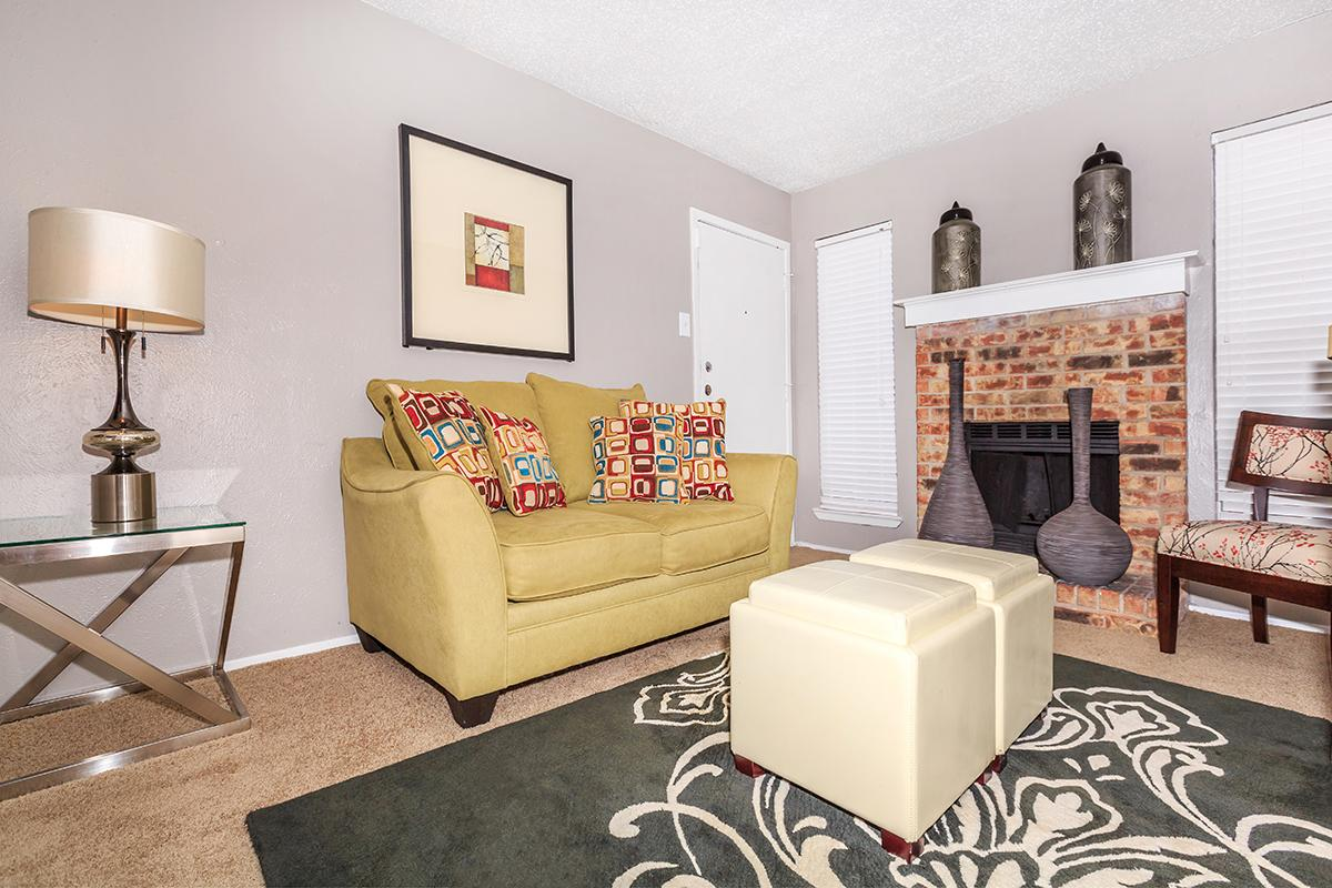 Spacious Living at Sedona Ridge Apartments in Dallas, TX
