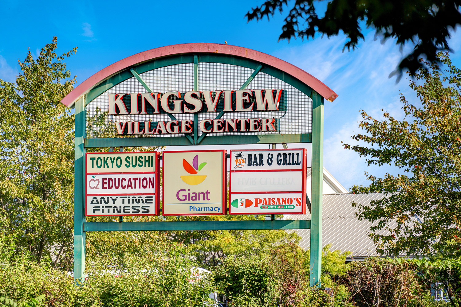 Kingsview Village Center is 2 minutes from Seneca Club Apartments in Germantown, MD