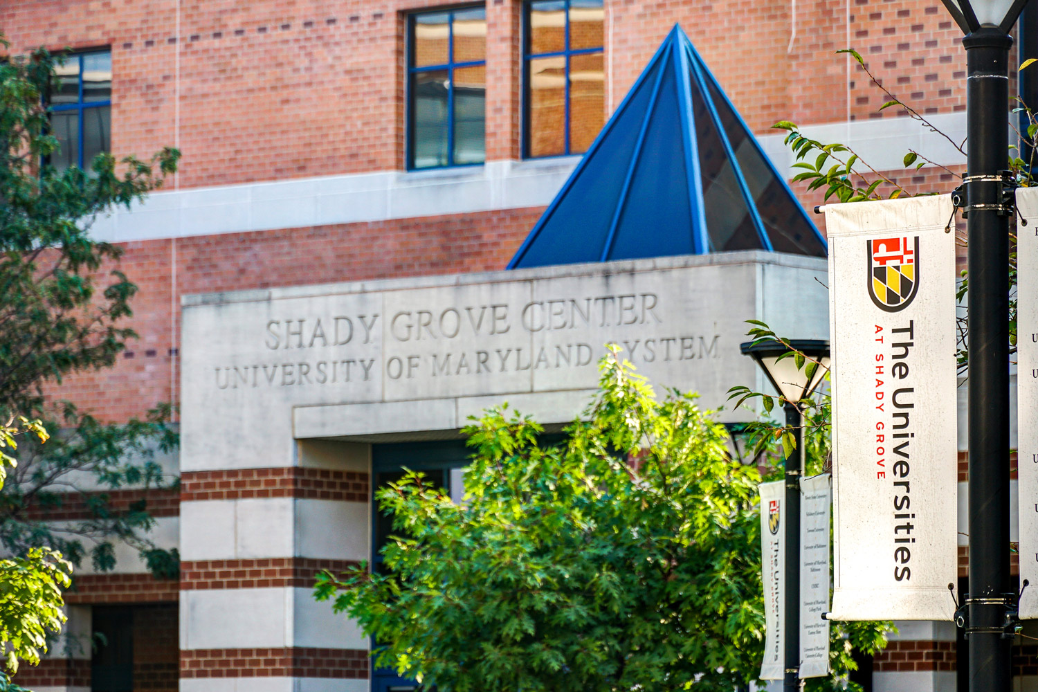 13 minutes to The Universities at Shady Grove