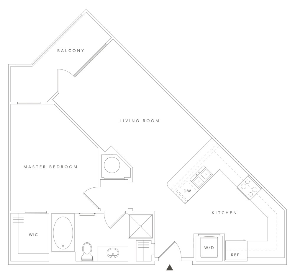 The Reserve at Shoe Creek - Floorplan - A2