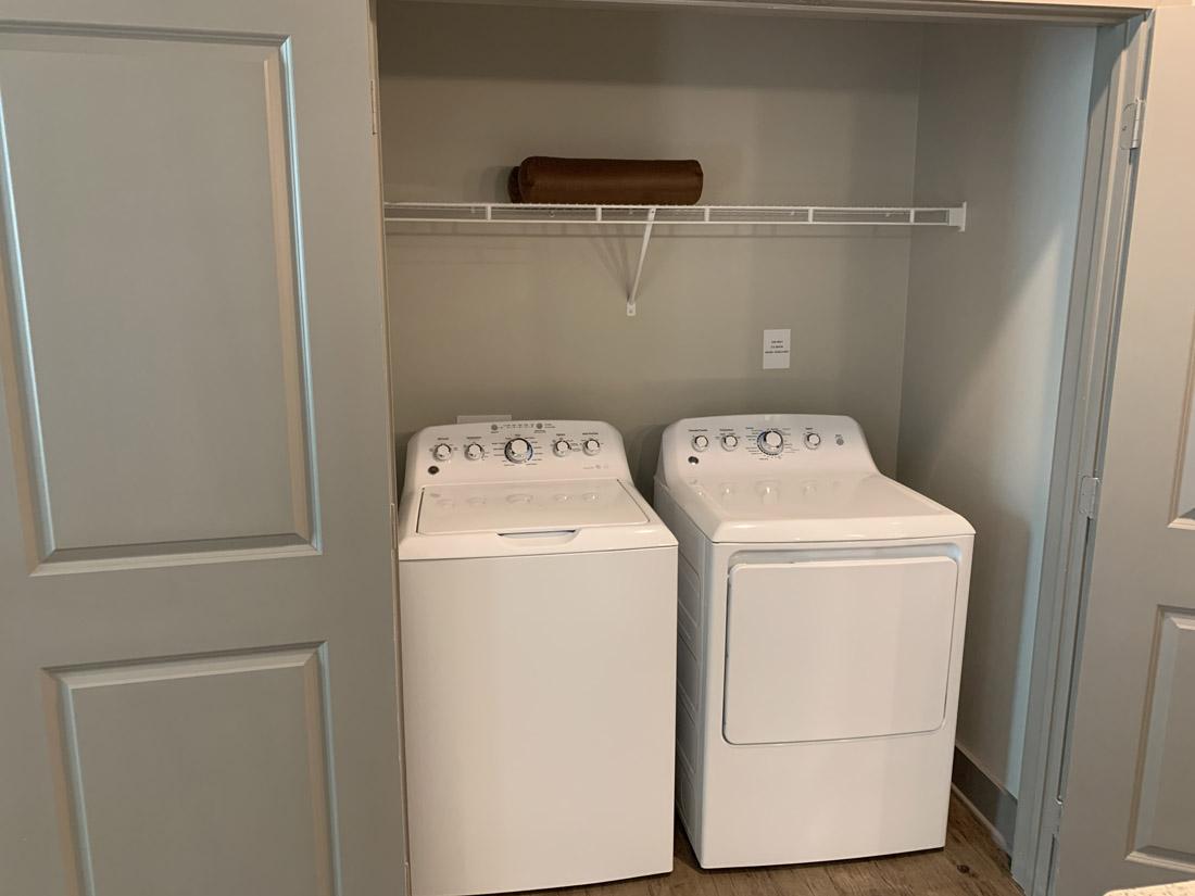 Full Size Washer Dryers