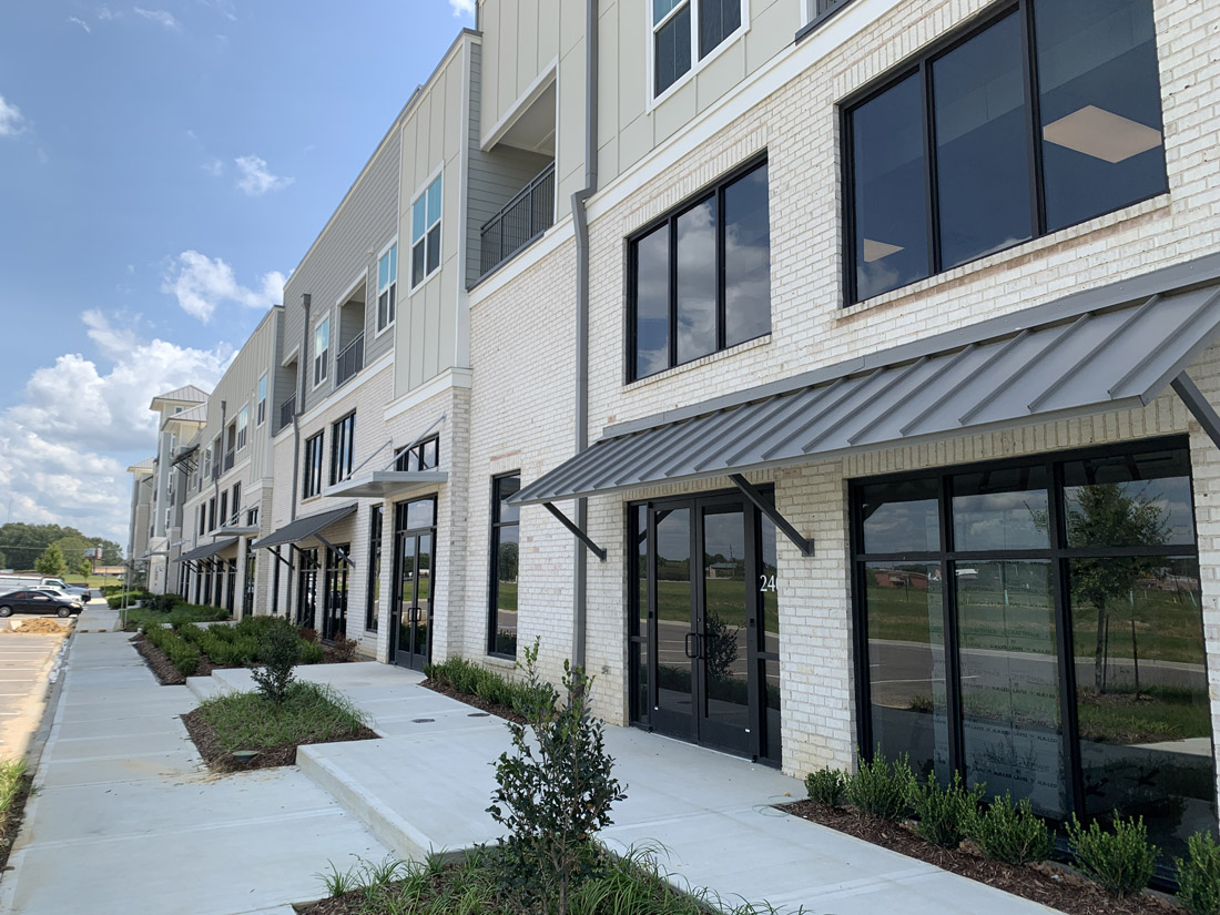 Retail Shopping and Office Center at The Reserve at Shoe Creek