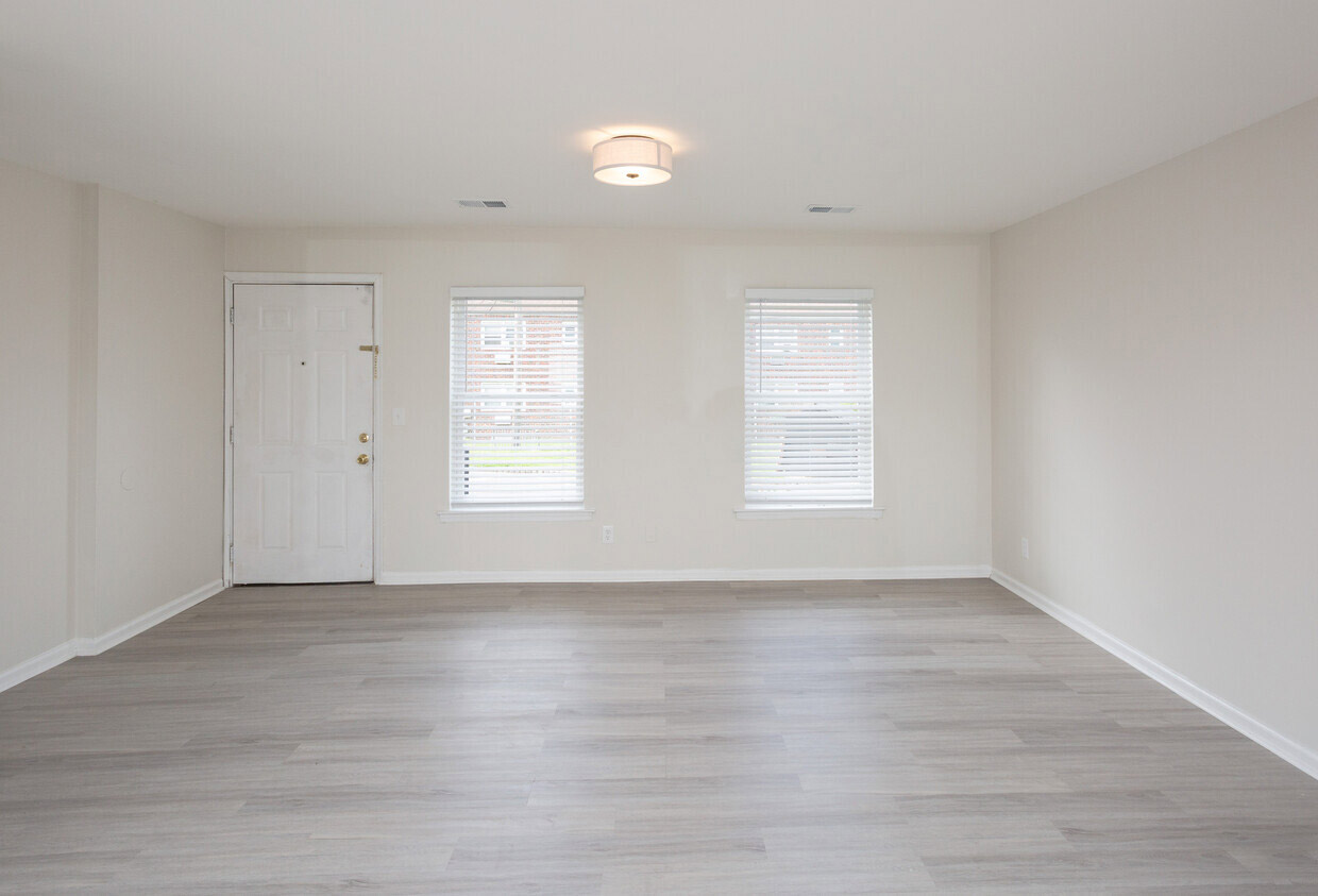 Ample Lighting at Somerville Gardens Apartments in Somerville, New Jersey