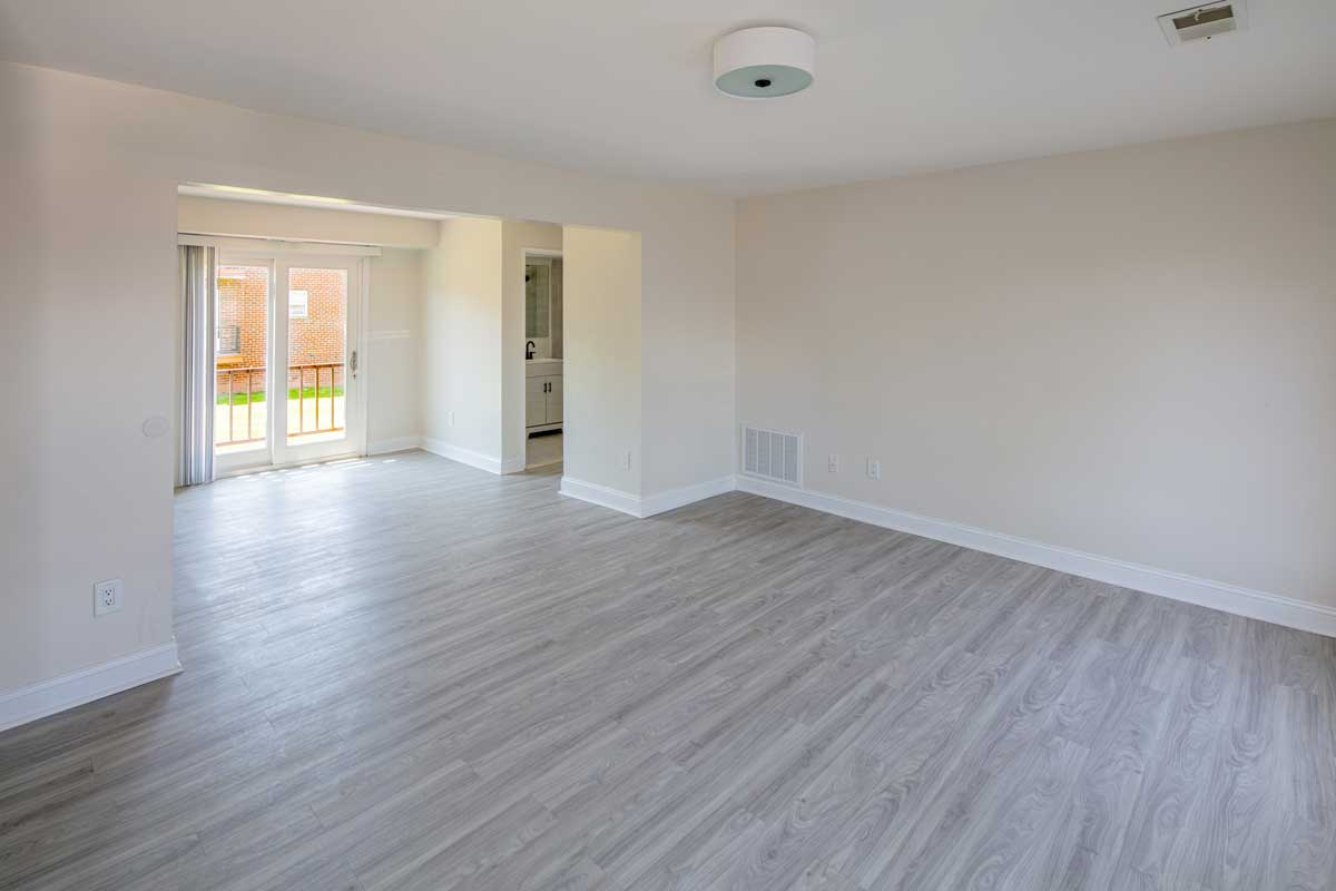 Open Floor Plans at Somerville Gardens Apartments in Somerville, New Jersey
