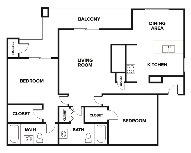 Songbird - Floorplan - 2D