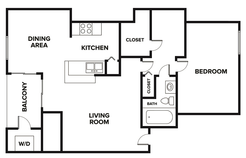 Songbird - Floorplan - 1C