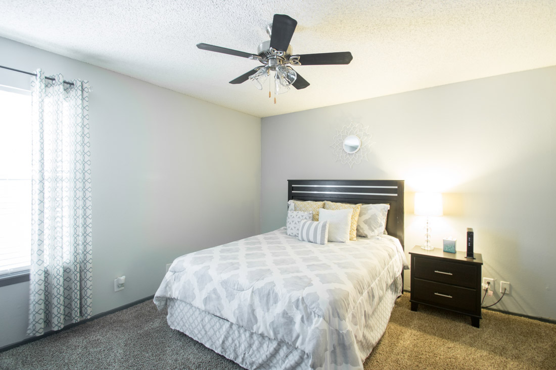 1-Bedroom Apartment for Rent at Songbird Apartments in San Antonio, Texas