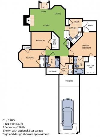 Floorplan - C1L image