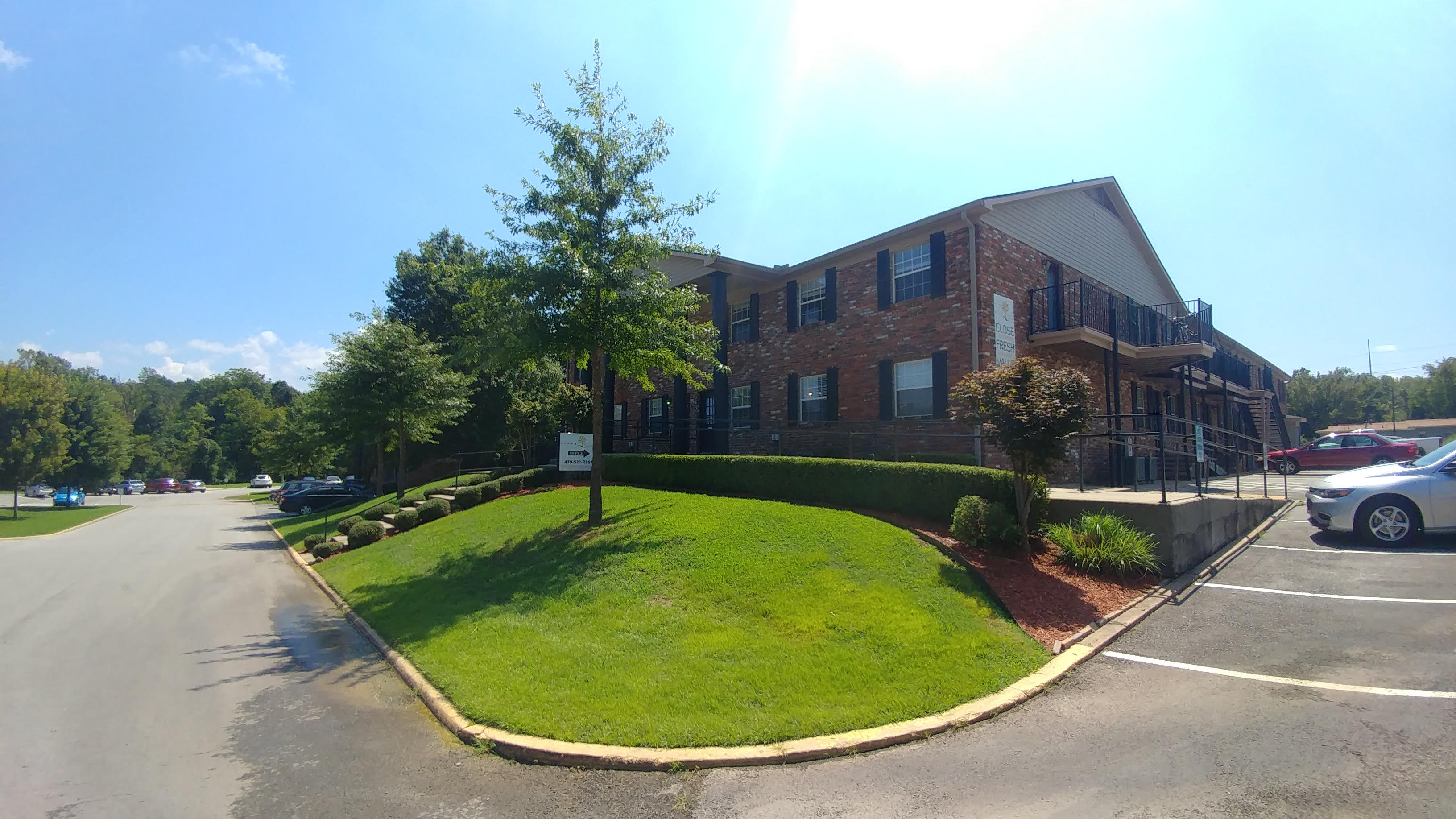 Apartments for Lease  at South Creekside Apartments in Fayetteville, AR