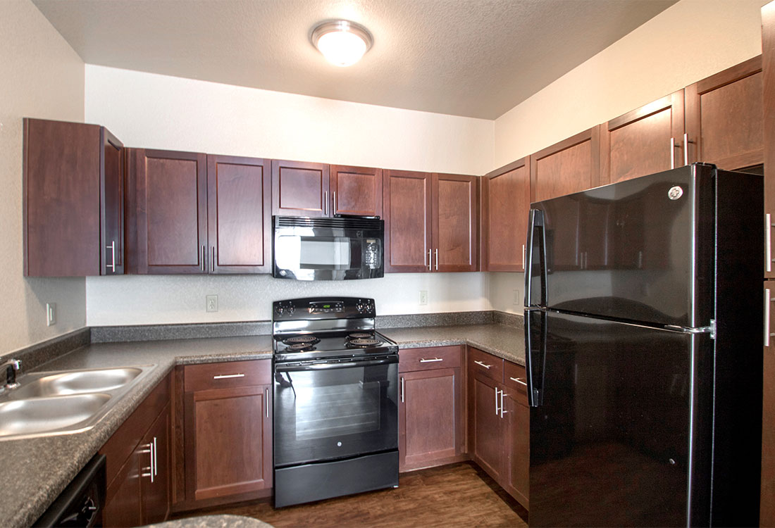 Energy-Efficient Appliances at The Reserves at South Plains Apartments in Lubbock, Texas