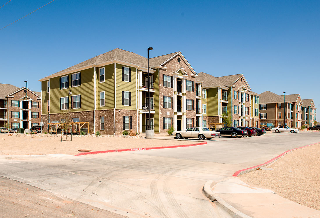 Two and Three-Bedroom Floor Plans at The Reserves at South Plains Apartments in Lubbock, Texas