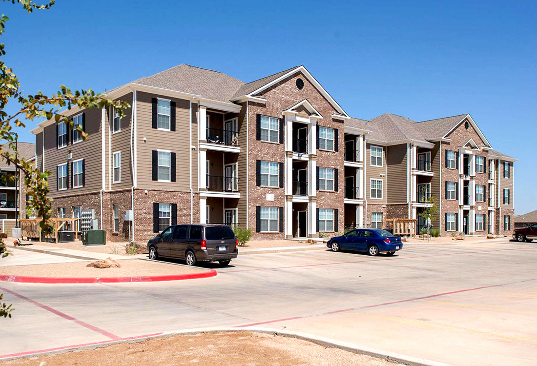 Spacious Floor Plans at The Reserves at South Plains Apartments in Lubbock, Texas