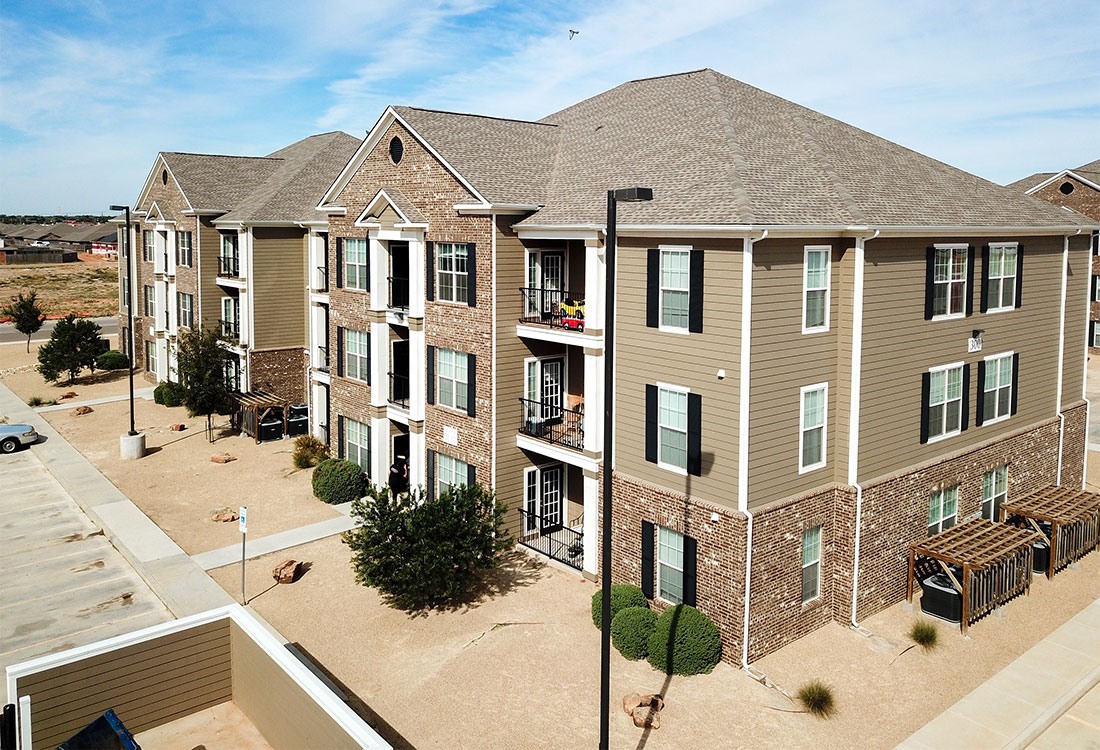 Contemporary Apartment Homes at The Reserves at South Plains Apartments in Lubbock, Texas