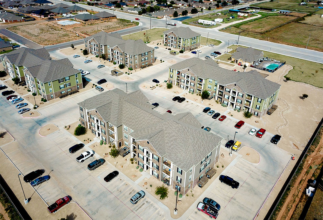 Maintenance-Free Lifestyle at The Reserves at South Plains Apartments in Lubbock, Texas