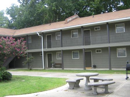 Spacious Floor Plans at Spanish Oaks Apartments in Baton Rouge, Louisiana