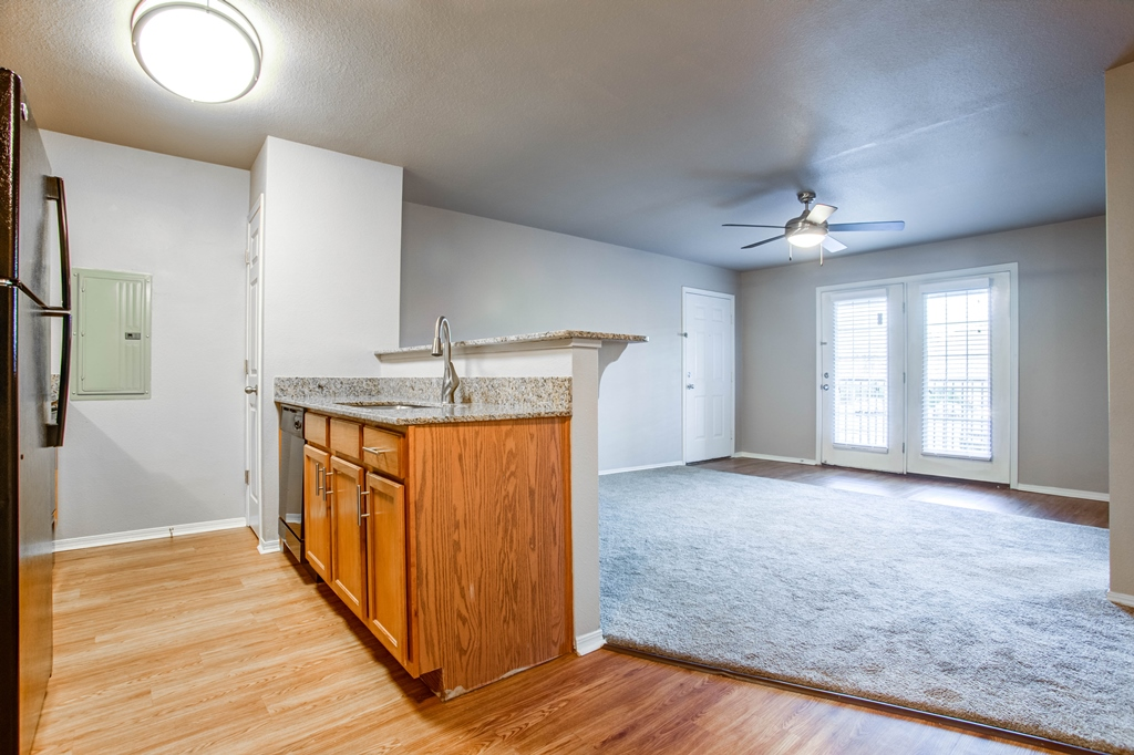 Open Floor Plans At The Quarters On Razorback Road Apartments In  Fayetteville, AR