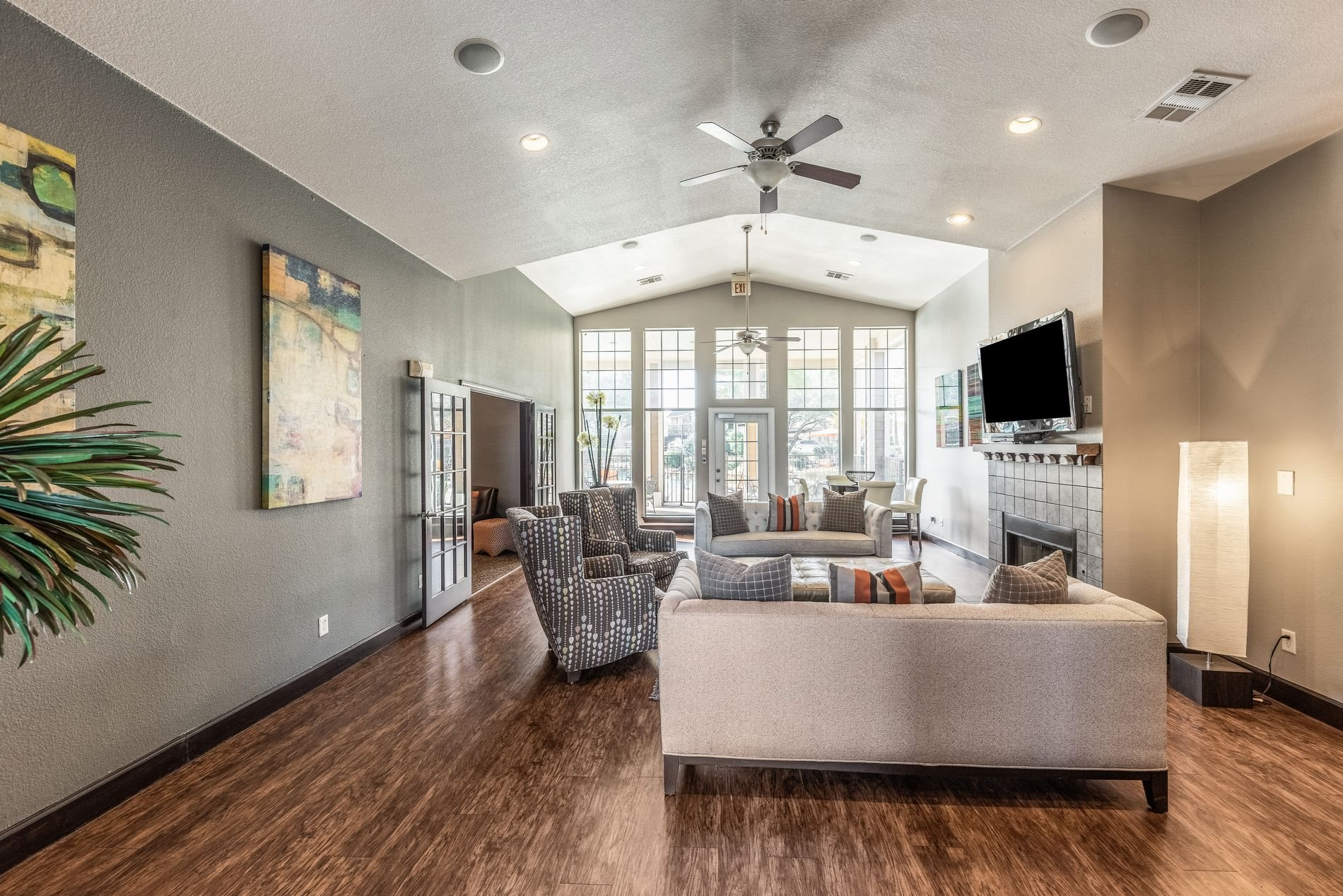 Open Floor Plans at Station 3700 Apartment Homes in Euless, Texas