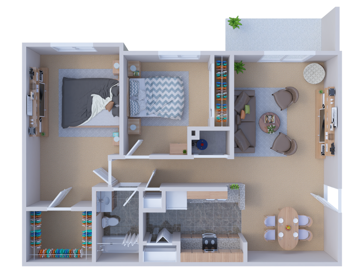 Floorplan - Drakewood image