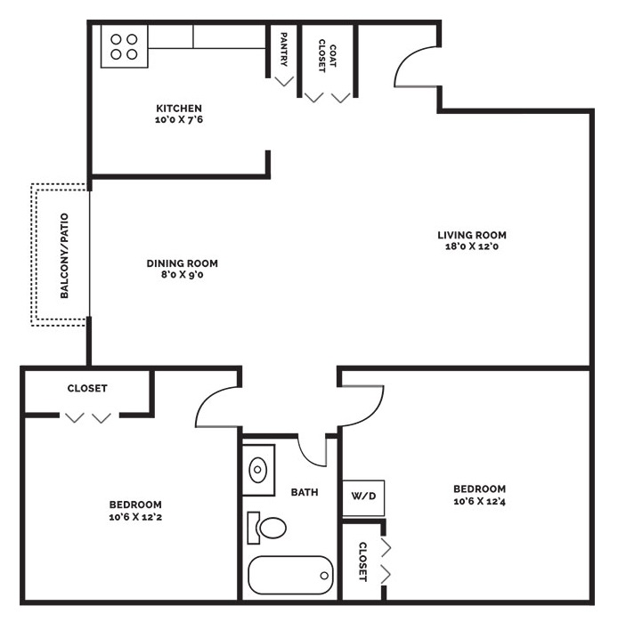 Stonegate - Apartment 0821