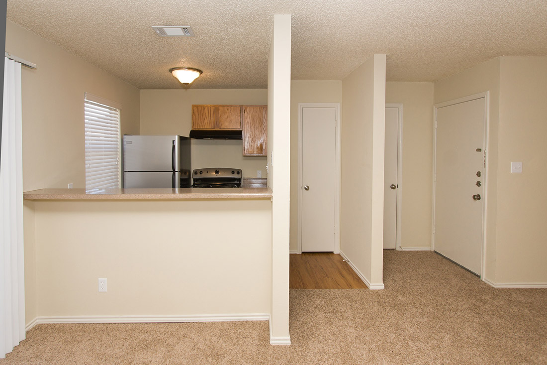 Spacious Floor Plans at Stonegate Apartments in Abilene, TX