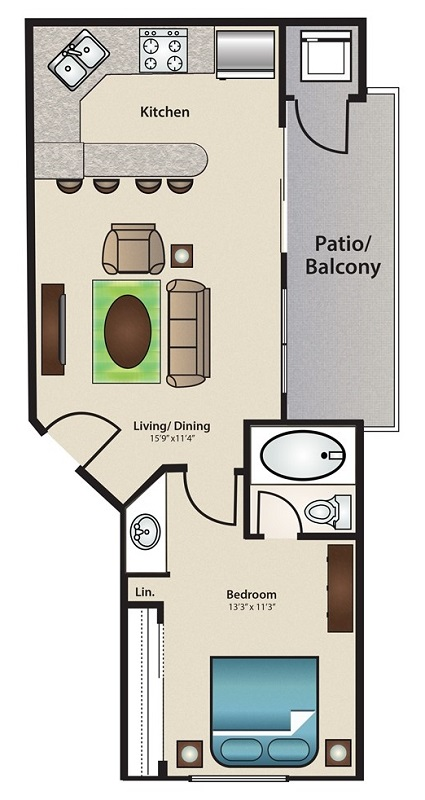 Stonehill at Pipers Creek - Floorplan - Cove