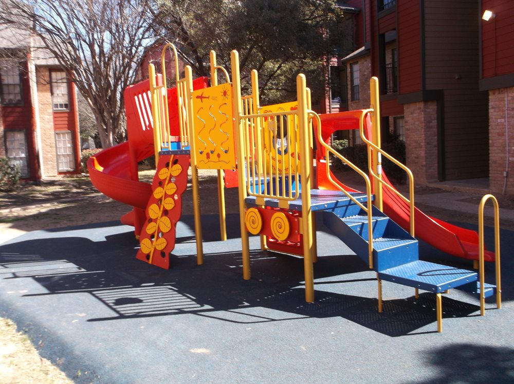 Children's Playground at Stonehill at Pipers Creek Apartments in San Antonio, Texas