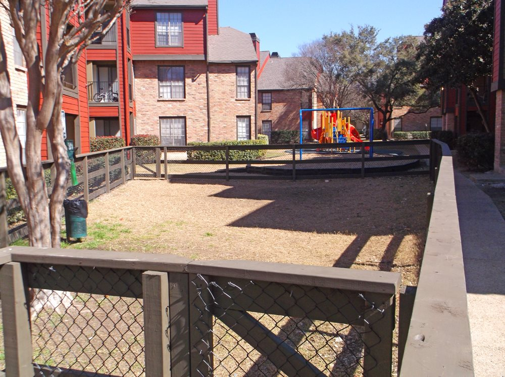 Bark Park at Stonehill at Pipers Creek Apartments in San Antonio, Texas