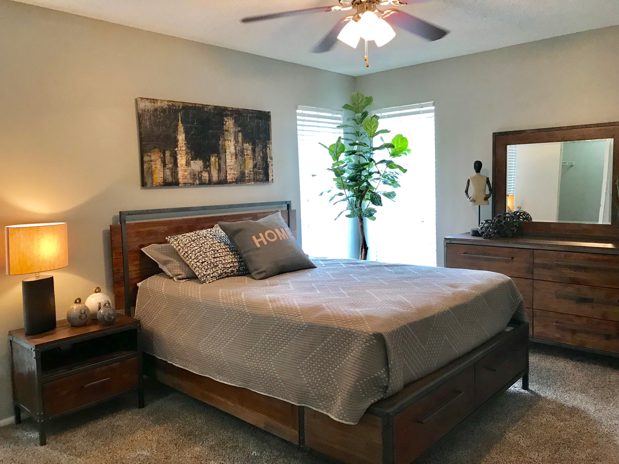 2-Bedroom Apartments for Rent at Stonehill at Pipers Creek Apartments in San Antonio, Texas