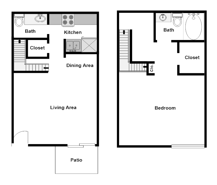 Summer Glen Apartments - Floorplan - A2