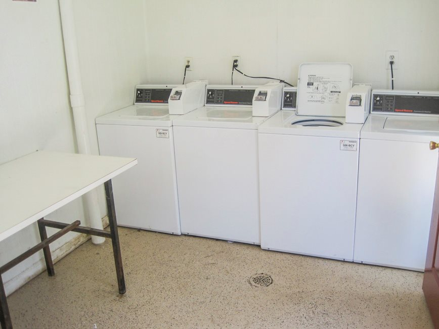 Laundry Facility at Summer Glen Apartments in Dallas, Texas