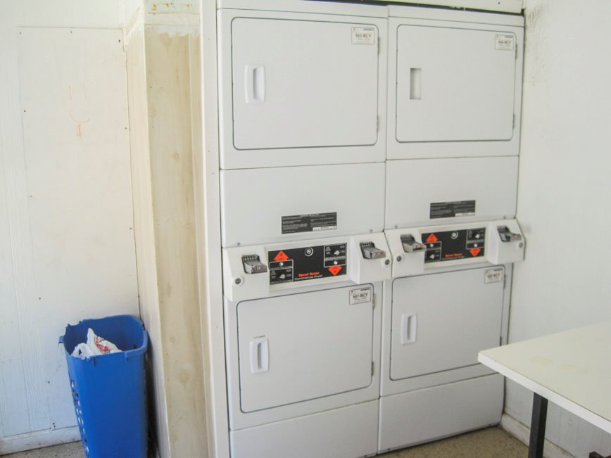 Washers and Dryers at Summer Glen Apartments in Dallas, Texas