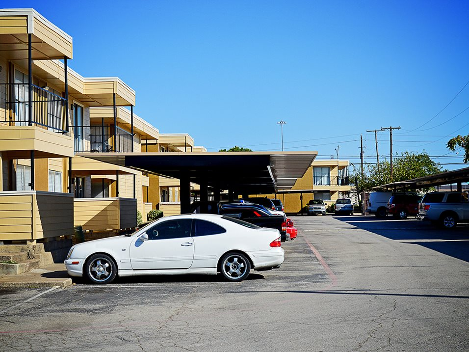 Ample Parking at Summer Glen Apartments in Dallas, Texas