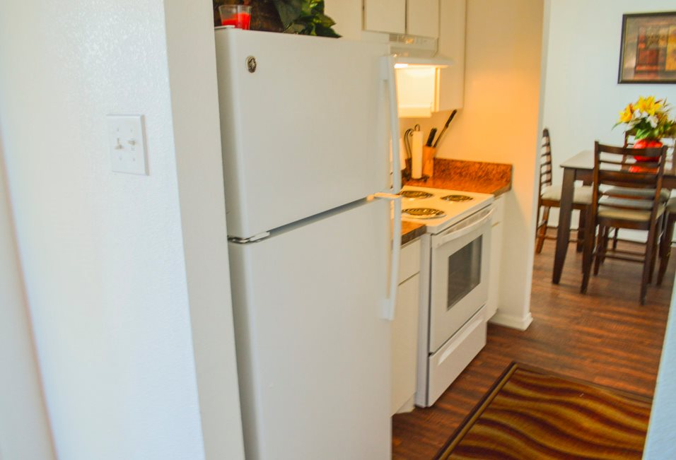 Efficient Appliances at Summer Glen Apartments in Dallas, Texas