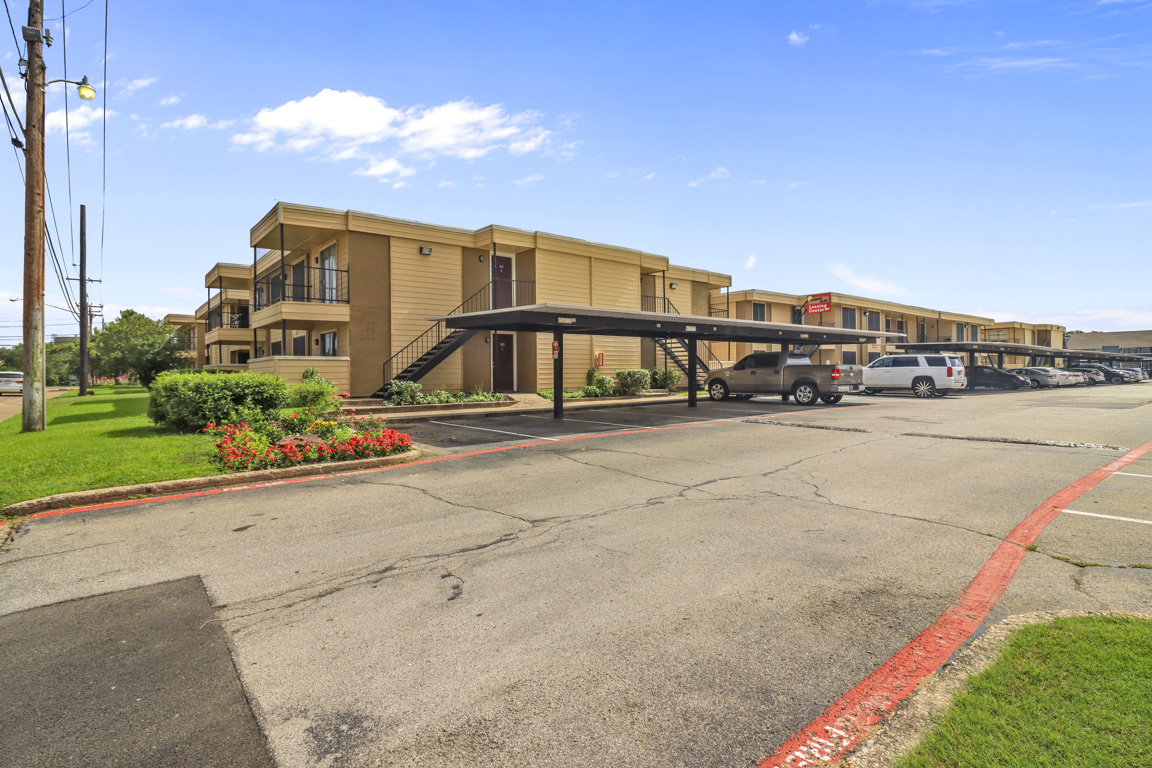 Covered Parking at Summer Glen Apartments in Dallas, Texas