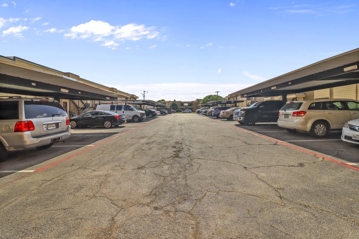 Plenty of Parking at Summer Glen Apartments in Dallas, Texas