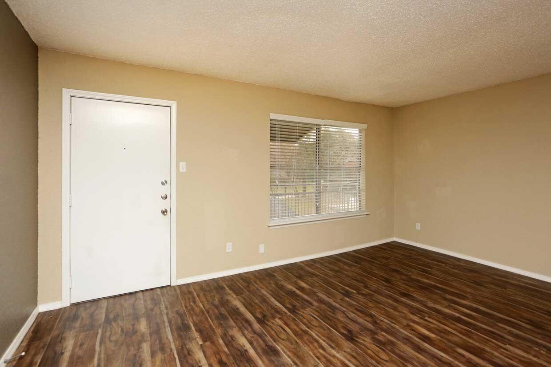 Hardwood Flooring at Sungate Apartments in San Antonio, Texas