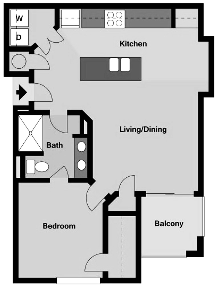 Informative Picture of 1 BR