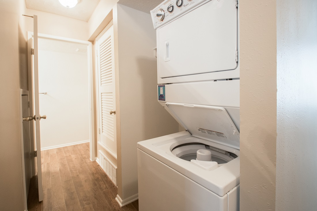 Personal Washer and Dryer at Sunset Ridge Apartments in West Omaha, NE