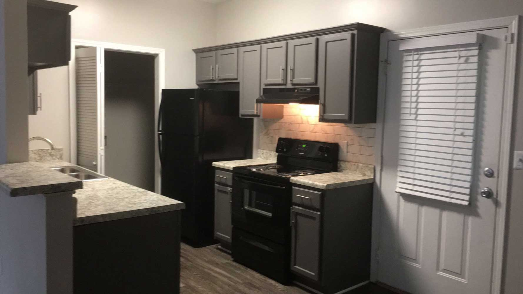 Ample Storage Space at Tall Oaks Apartments and Villas in Conyers, GA