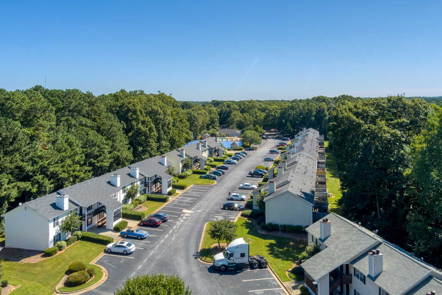 Apartments for Lease at Tall Oaks Apartments and Villas in Conyers, GA