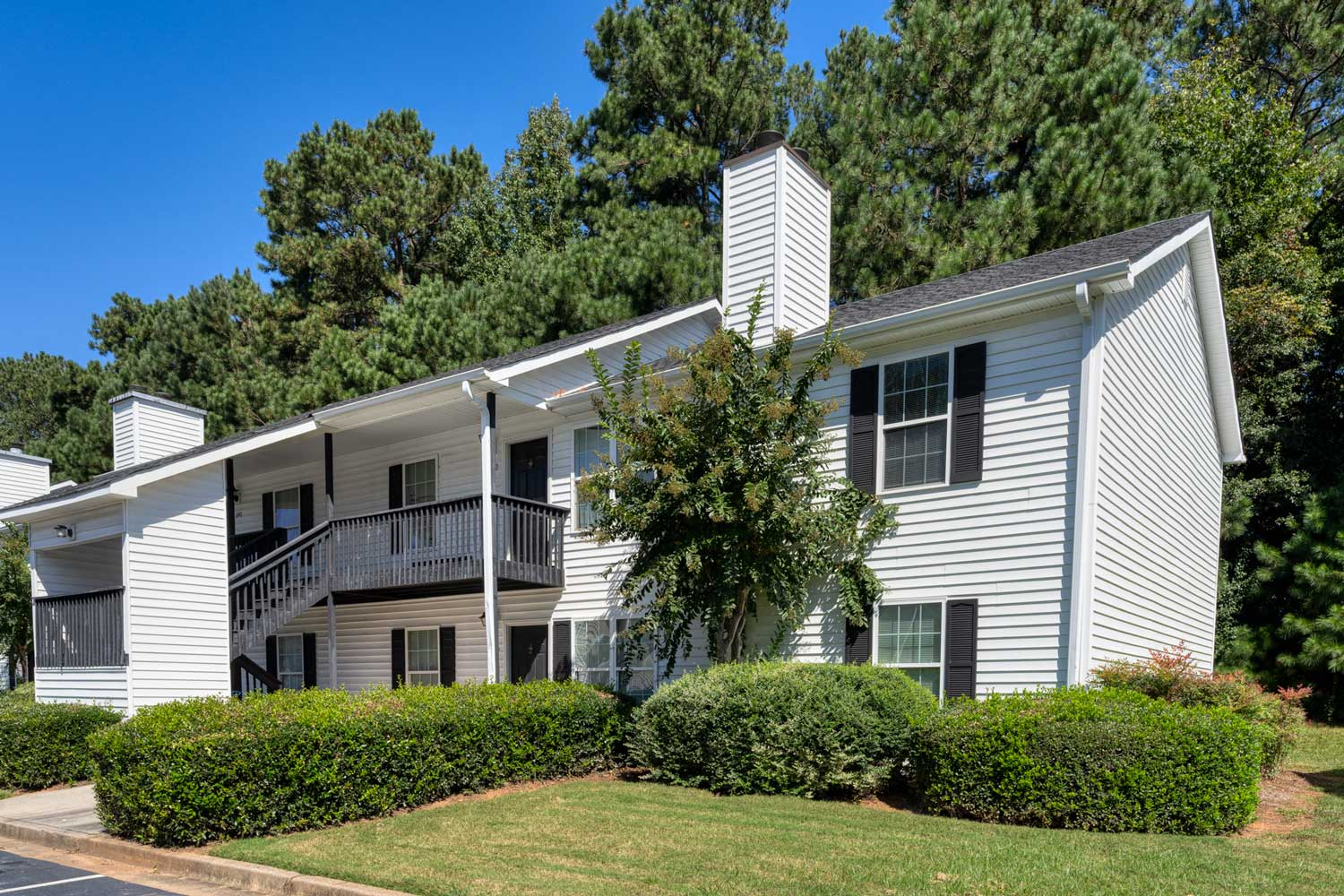 Property View at Tall Oaks Apartments and Villas in Conyers, GA