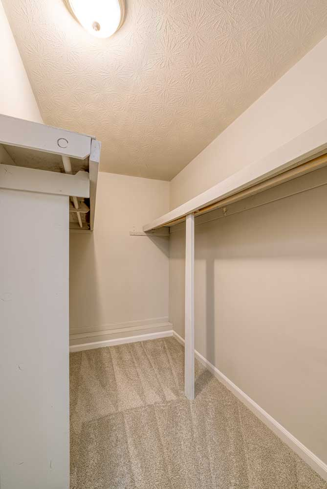 Large Closet at Tall Oaks Apartments and Villas in Conyers, GA