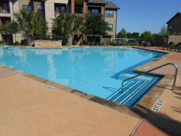On-Site Amenities at The Oxford at Tech Ridge Apartments in Austin, TX