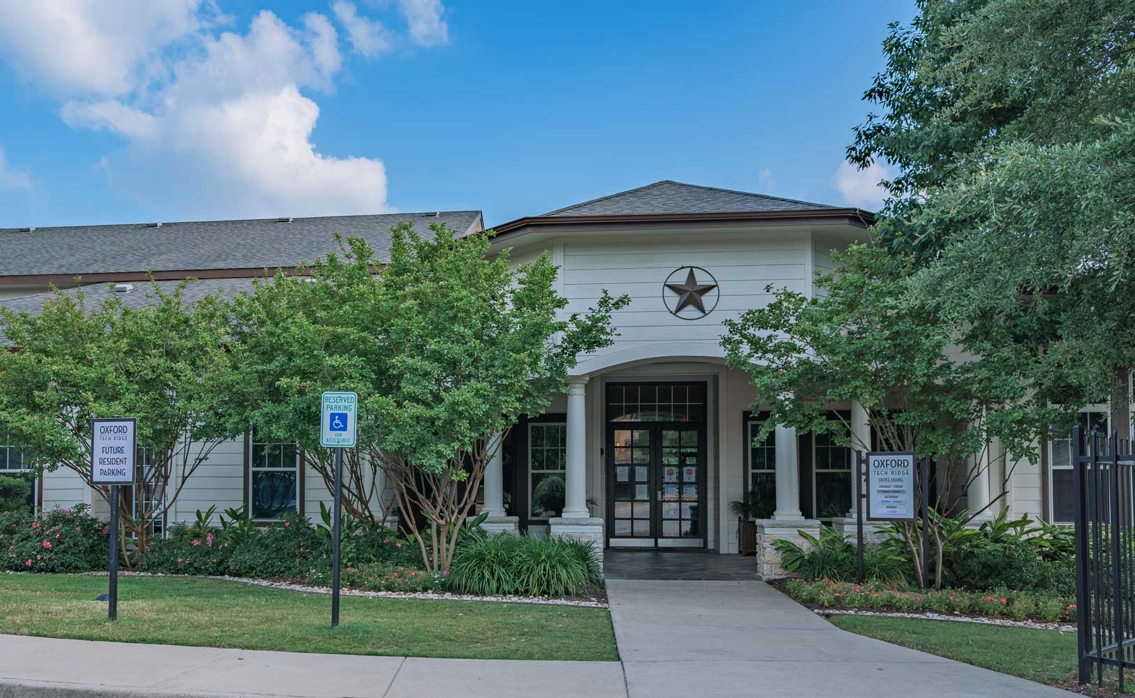 Professional Management at Tech Ridge Apartments in Austin, TX