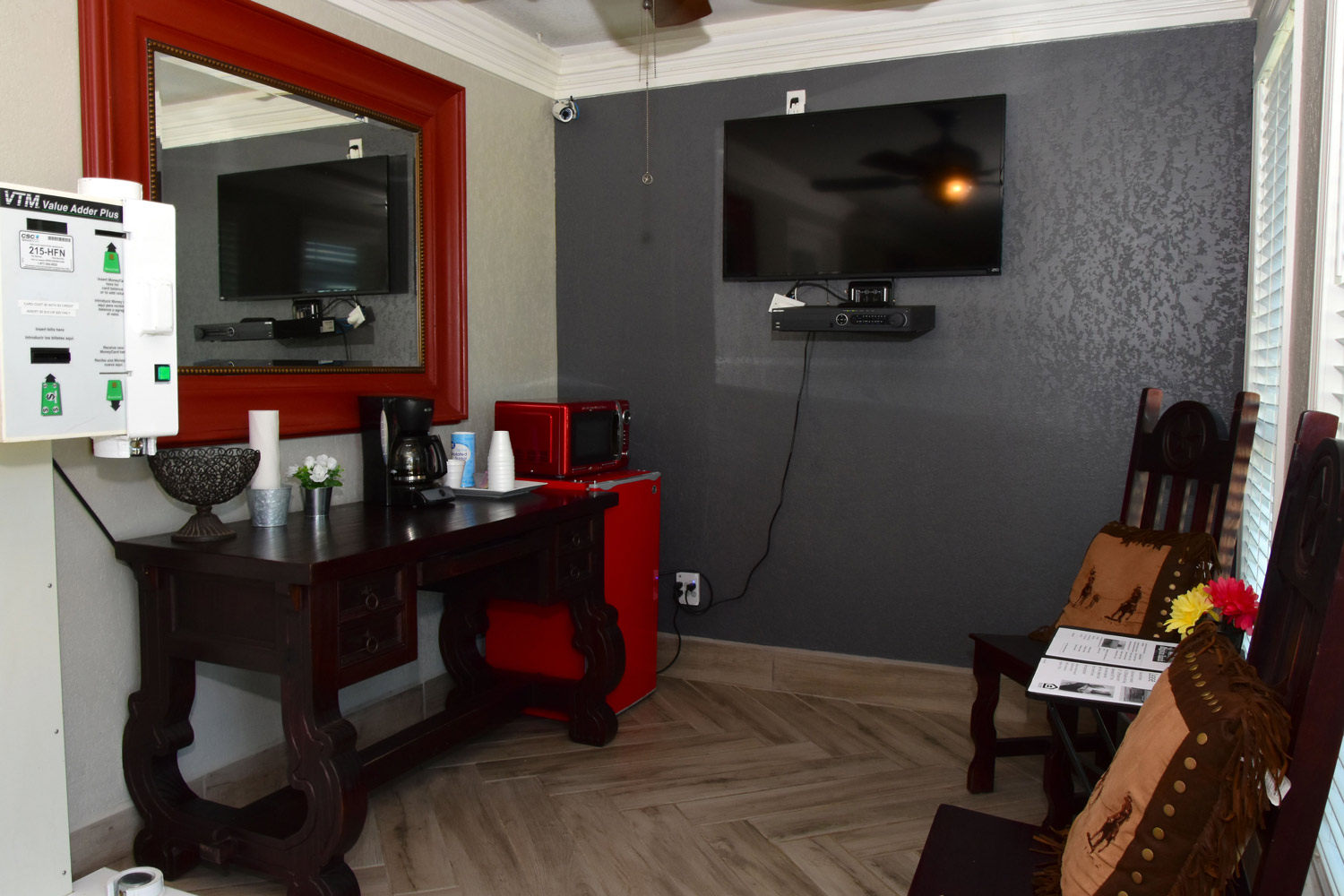 Complimentary Coffee at Texas Angleton Ranch Apartments in Angleton, TX