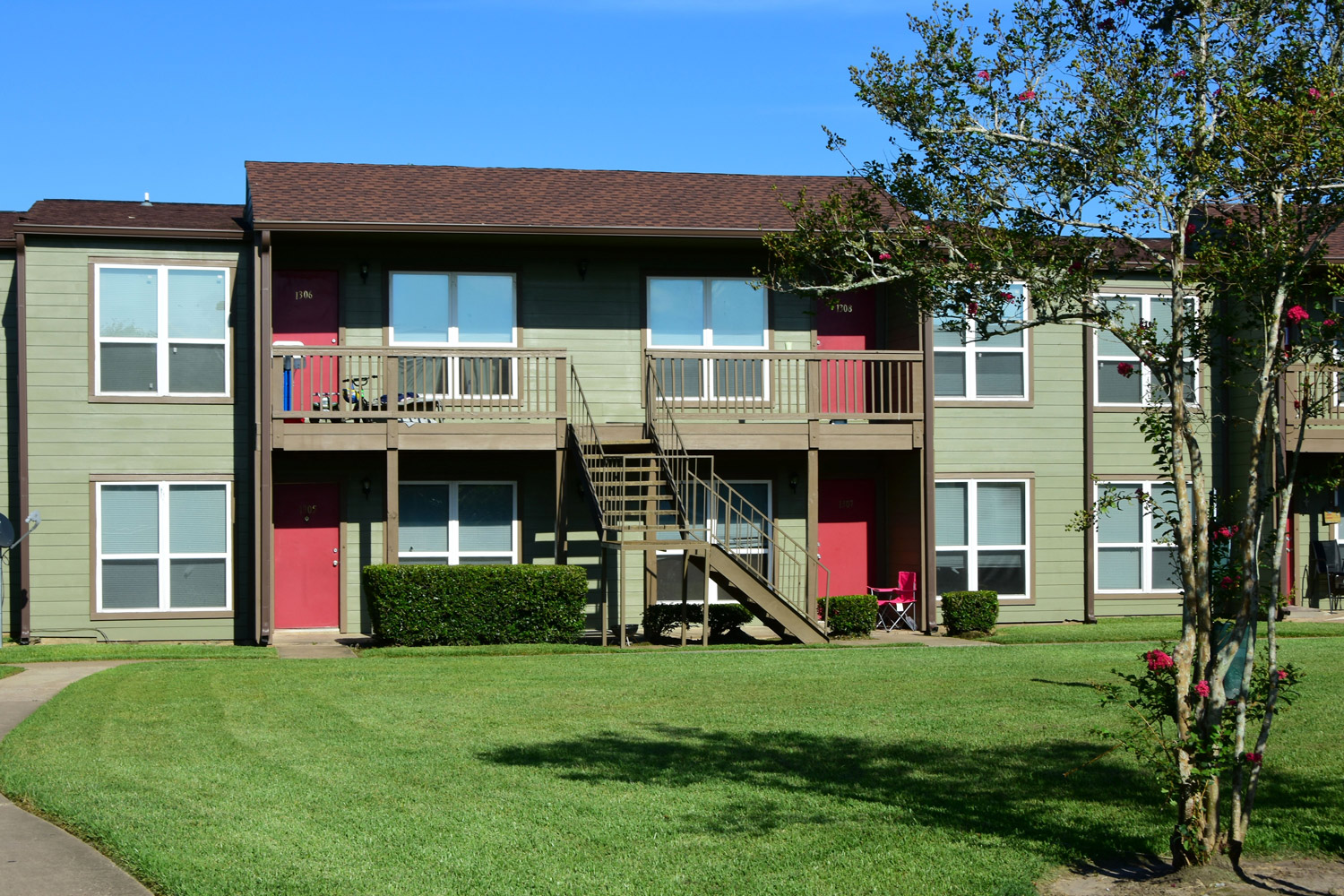 One, Two, and Three Bedroom Apartments at Texas Angleton Ranch Apartments in Angleton, TX
